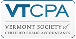 Proud Member Vermont Society of CPAs