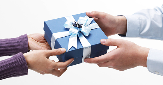 consider all the tax consquences before making gifts to loved ones