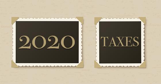 2020 tax limits