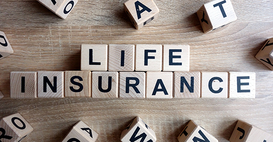 Life Insurance by employer