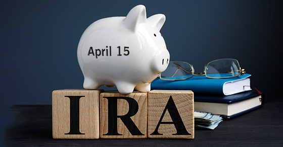 still time for ira contributions